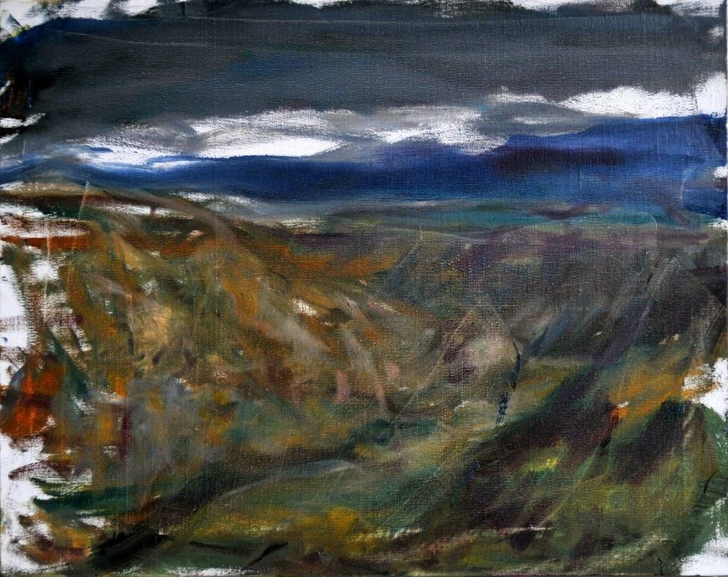 Landscape Vardzia 2 Nugzari Natenadze