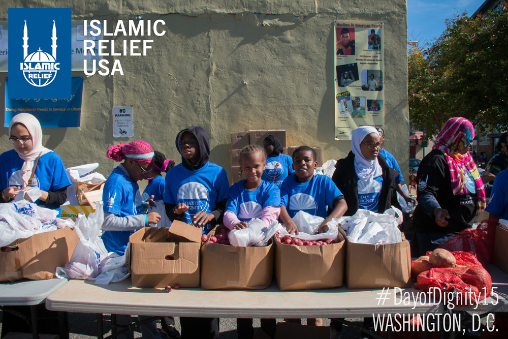 Islamic Relief - We Are All America