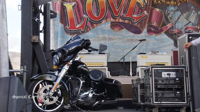 2015 Harley-Davidson Black Street Glide - Fundraising prize