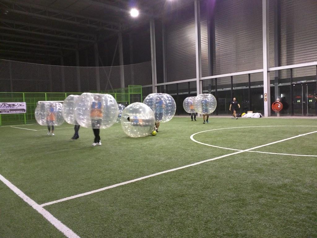 Fútbol en pelotas