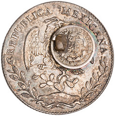 Mexican-American dollar reverse