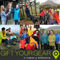 Gift Your Gear Rohan Winter 2015