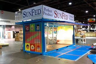 Sunfed at PMA Fresh Summit Convention & Expo