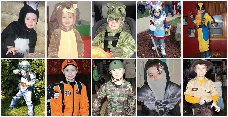 Dylan Halloweens