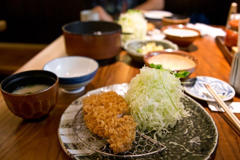 Tonkatsu at Katsukura | Where To Eat in Tokyo, Japan | packmeto.com