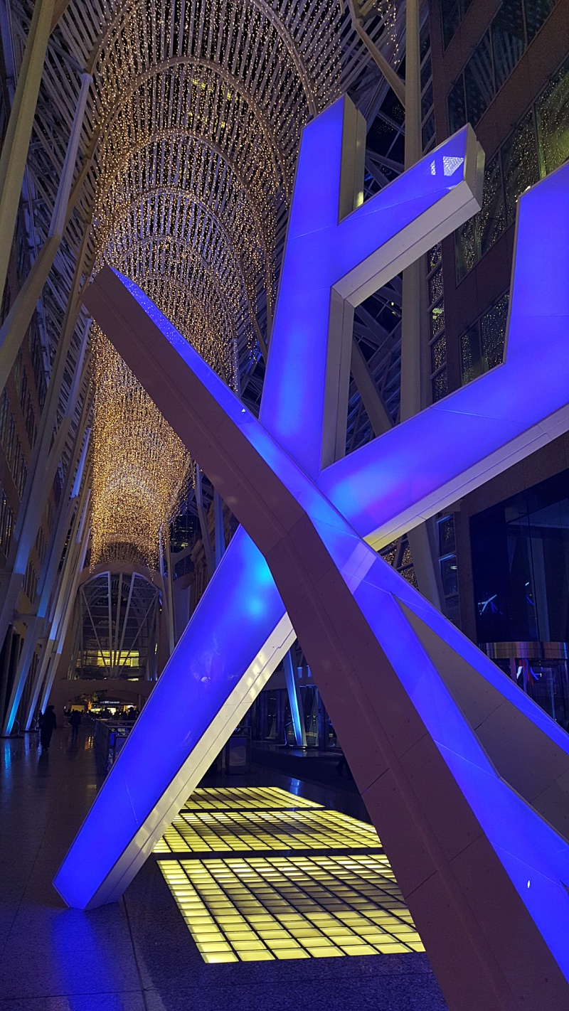 Brookfield Place snowflake