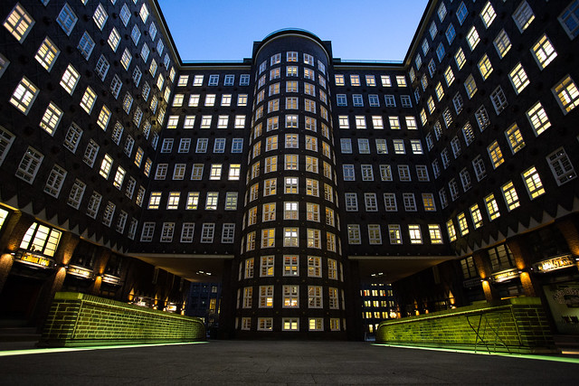 Chilehaus - UNESCO Hamburg