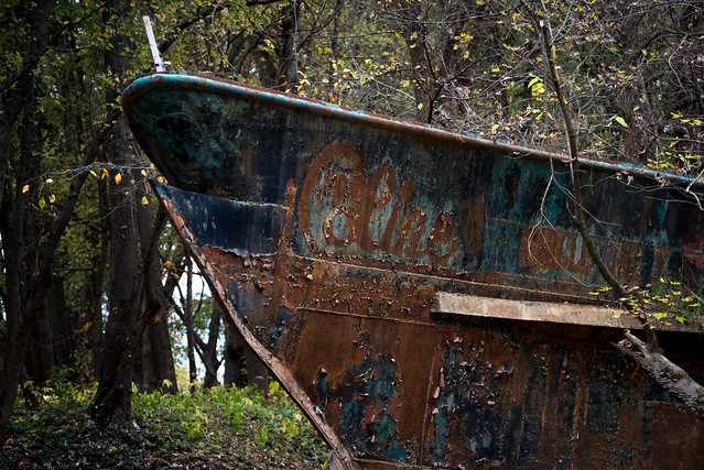 Kentucky Ghost Ship