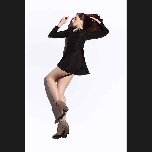 Model - Melise Williams - First Model Management