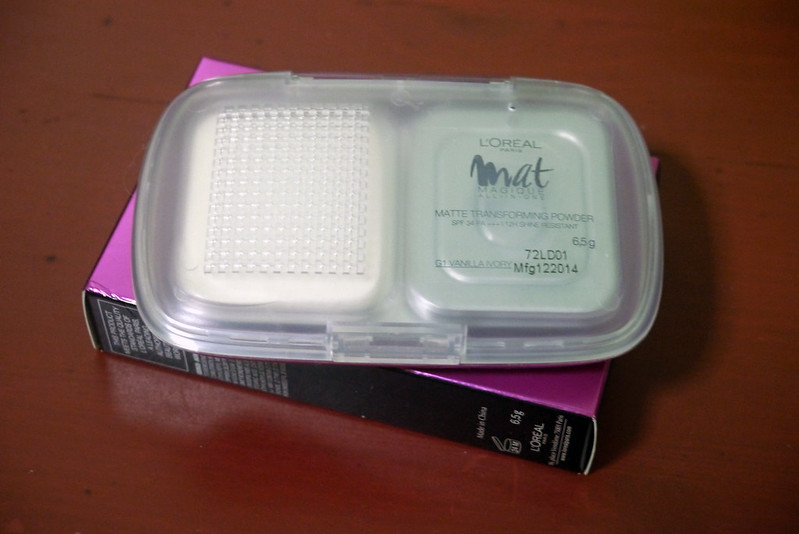 L'Oreal Mat Magique All-in-One 20150514_073153