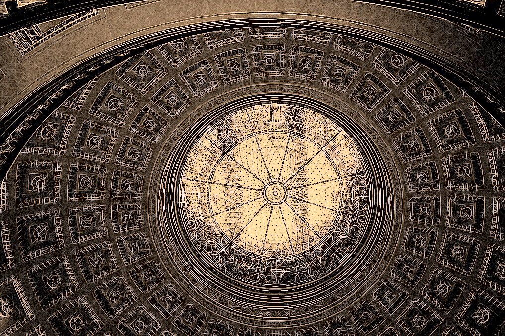 Mercer Pennsylvania ~ Mercer County Courthouse~ Dome ...