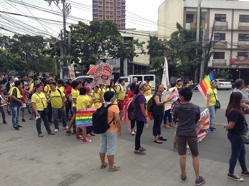 Manila gay pride parade