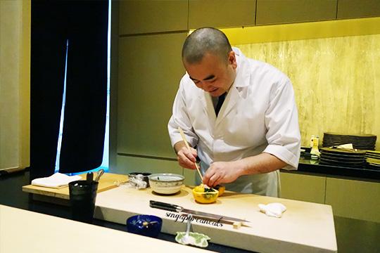 Yuzu 02 Chef Takahashi Tadashi