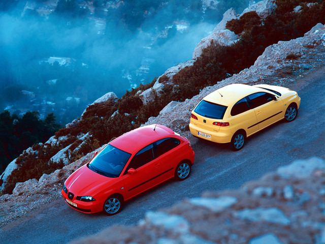 SEAT Ibiza ST 2010 модельного года