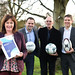 Ulster University launches study into Social Exclusion and Sport in NI, 2 December 2015