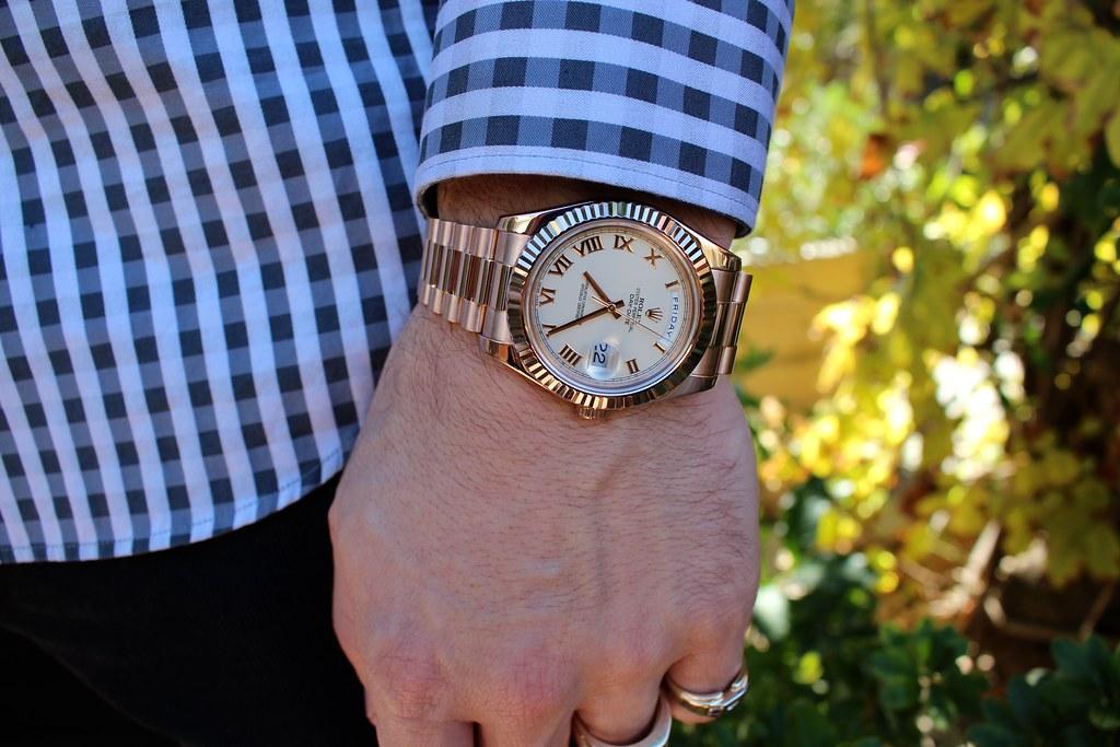 Craig Evan Small watches