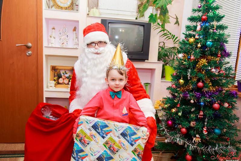 Фото или Видео услуги за 250 евро!!! > Услуга Дед Мороз у тебя дома! От фотостудии Shot