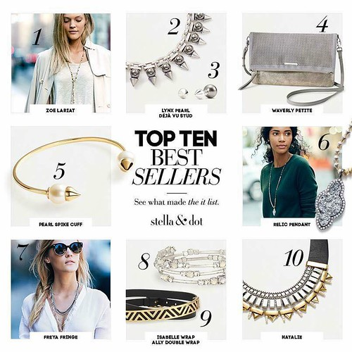 Stella & Dot - Top 10 Best Sellers