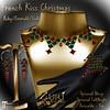 HUNT Zuri Jewelry -French Kiss Christmas - EmeraldRuby