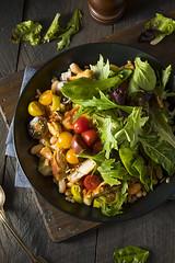 Healthy Organic Mediterranean Buddha Farro Grain B…