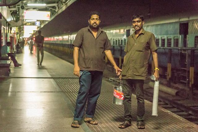 Station Portrait #3