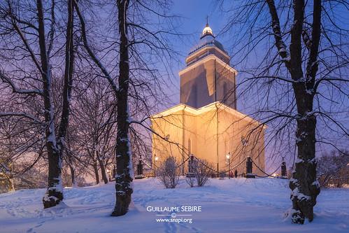Suomenlinna church, Helsinki