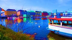 NathalieLauro, grafic art, digital art, colors, design, variations,boats, habor, sea, sun,  , Monaco, Monte Carlo, French Riviera, Cannes. Marseille, Corsica,Hambour, (49)