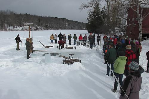2017 Brookfield Ice Harvest