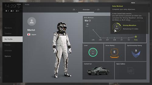 Gran Turismo Sport Beta 2
