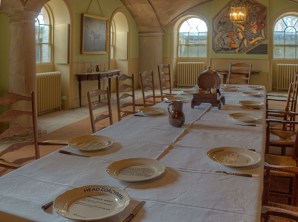 Staff Dining Room