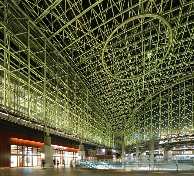 Kanazawa Station (金沢駅)