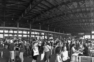 SF Street Food Festival - Pier 70 warehouse
