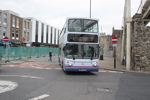 First Hampshire and Dorset 32034 W804EOW