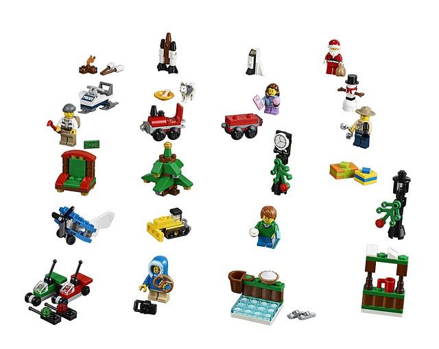 2015 LEGO Advent Calendars: Star Wars, City, Friends [News] | The ...
