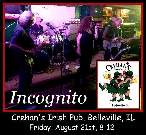 Incognito 8-21-15