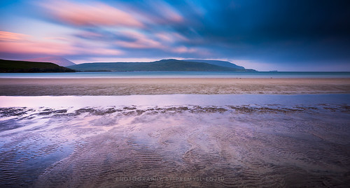 longexposure morning pink light sea seascape beach nature water clouds sunrise canon landscape eos bay coast scotland sand scenery view north shoreline dramatic wideangle august shore northsea land coastline dreamy ripples lowtide fullframe dslr sutherland durness dreamscape capewrath balnakeil 2015 ndfilter ef1740 5dmkii 1000xstopfilter