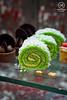 Sydney Food Blog Review of Cafe Mix, Shangri La: Pandan Roulette by insatiablemunch
