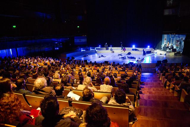 Parodi inauguró el Mercado de Industrias Culturales Argentinas 2015