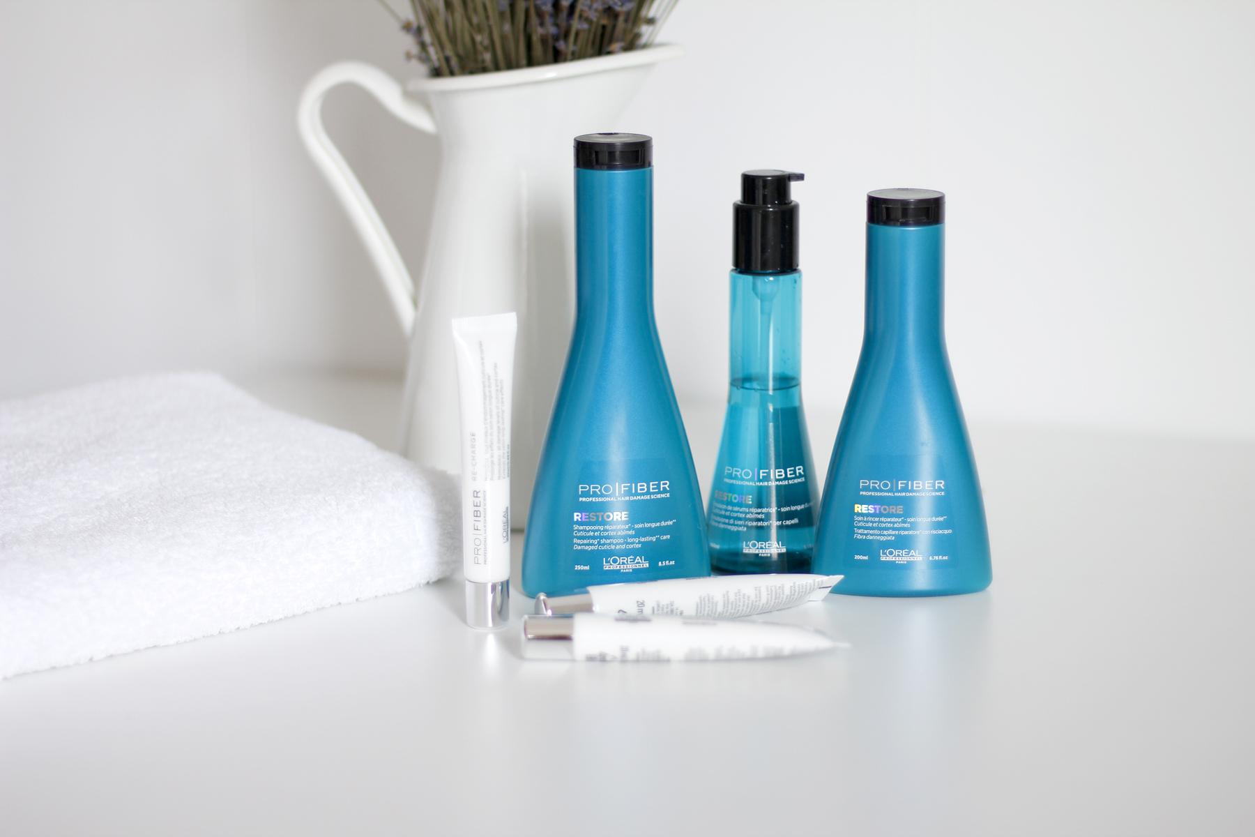 pro fiber l'oréal professionel hair treatment neue pflegerevolution beauty beautyblogger düsseldorf ricarda schernus blog cats & dogs berlin 1