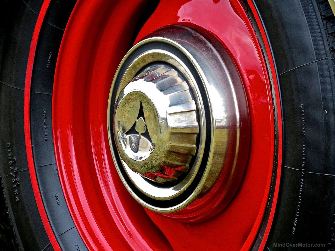 Radnor Hunt 2015 Hemi Dodge Charger Wheel