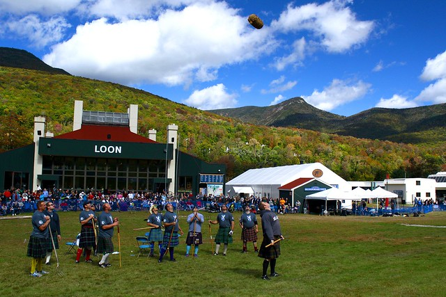 Highland Games At Loon