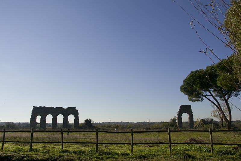 Roma Parco degli acquedotti