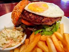 """Kiwi"" Burger"