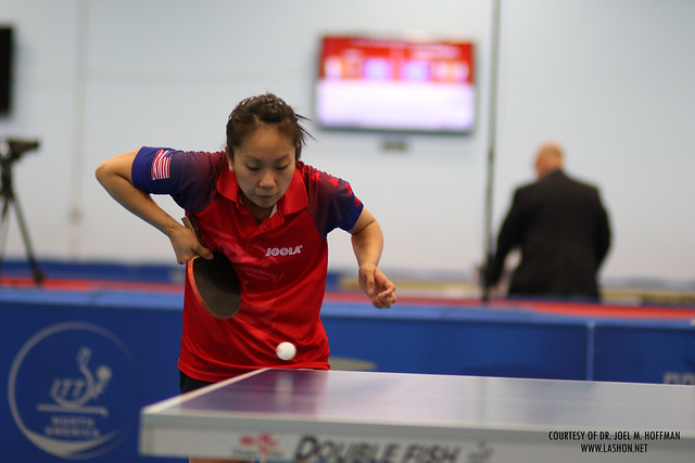 2015 ITTF-North America Championships - Day 2