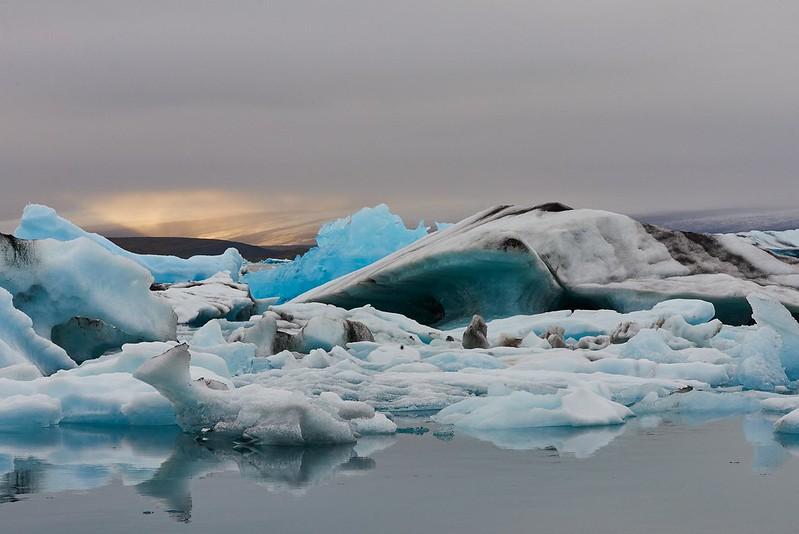 Iceberg 3 - Jökulsárlón