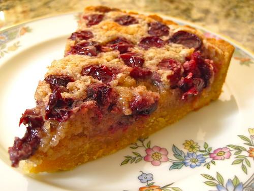 Haydn's Cherry-Almond Tart 2