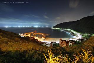 Waimushan Coast at Dawn, Keelung City │Sept. 12, 2015