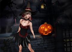 Glitter halloween