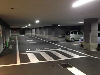 rebun-island-usuyukinoyu-onsen-parking