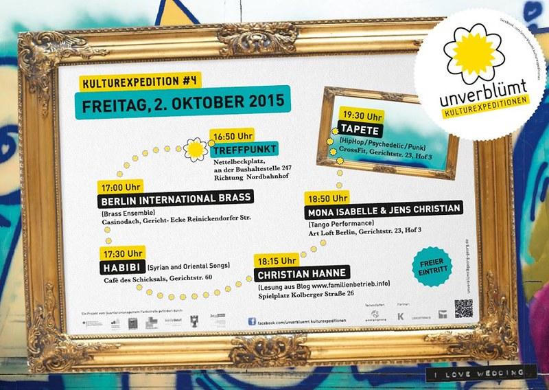 FR, 02.10. um 19:30 Uhr | BERLIN-Wedding | TAPETE LIVE @ CrossFit